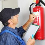 ציוד לכיבוי אש בבניין לעסק - מיגון אלקטרוניקה