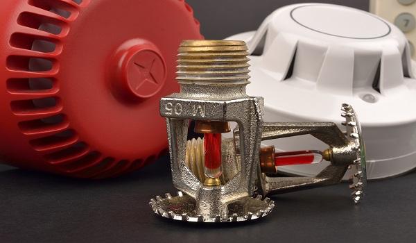 מערכות כיבוי אש - מיגון אלקטרוניקה